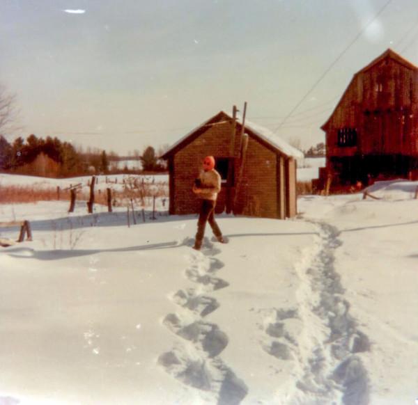 Bracewell Farm 1976