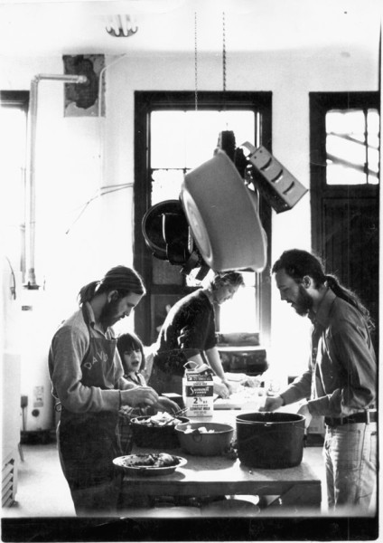 commonplace kitchen